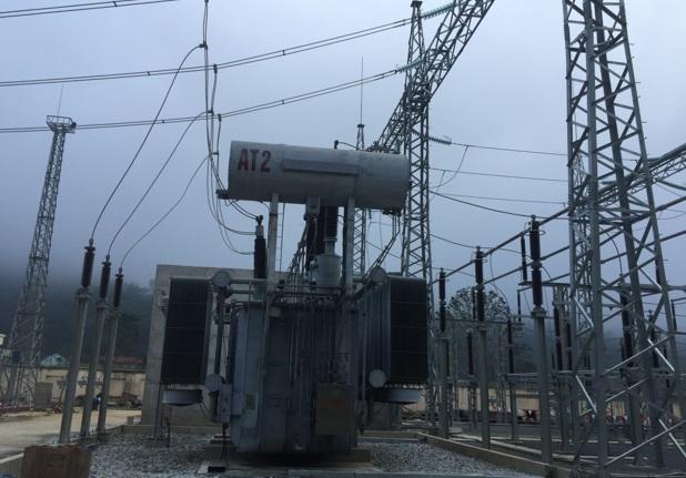 Ban Quản lý dự án các công trình điện miền Trung vừa hoàn thành 2 công trình lưới điện